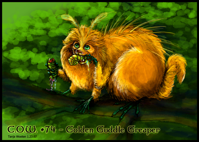 C.O.W. - #074: Golden Guddle Greaper - Voting!